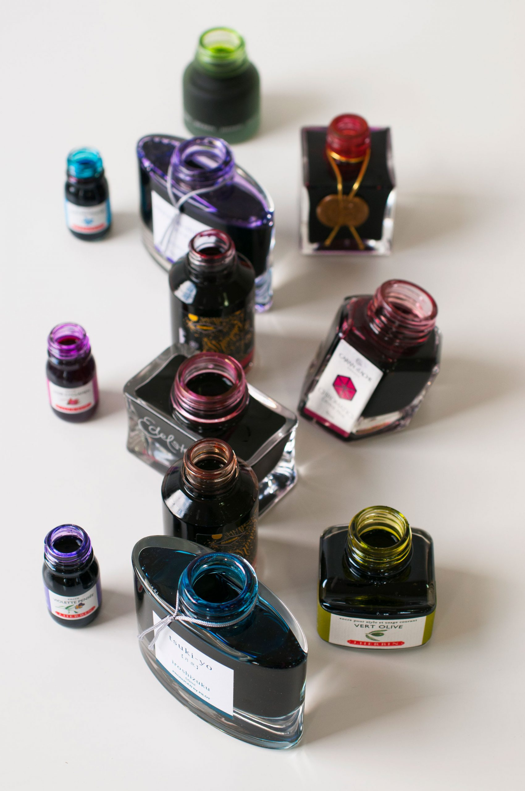 how to choose the right ink