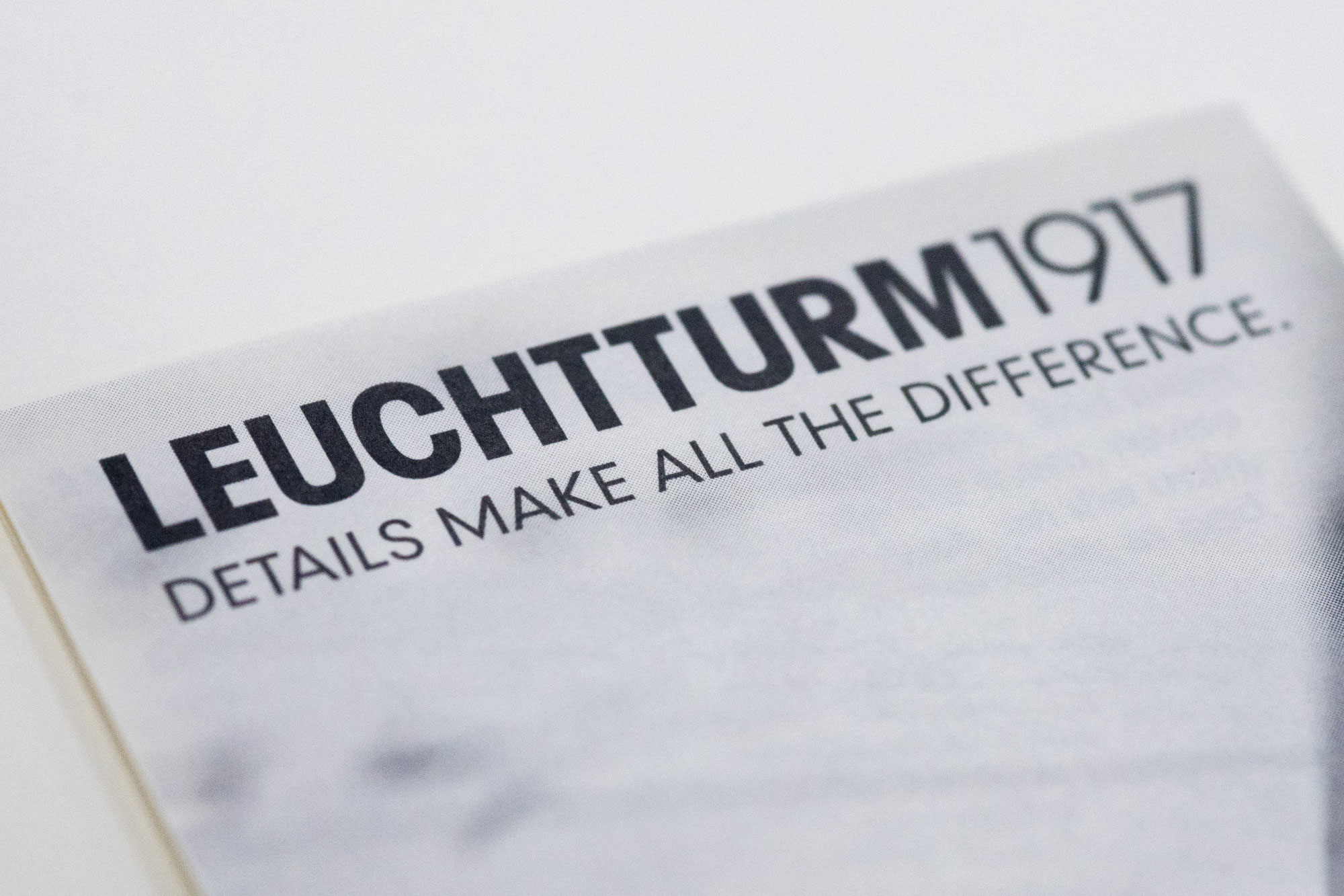 5 top reasons to use a Leuchtturm1917 notebook
