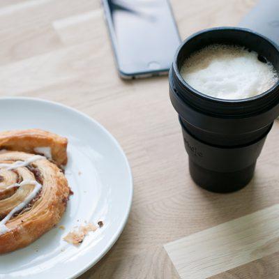 Review - Stojo reusable coffee cups