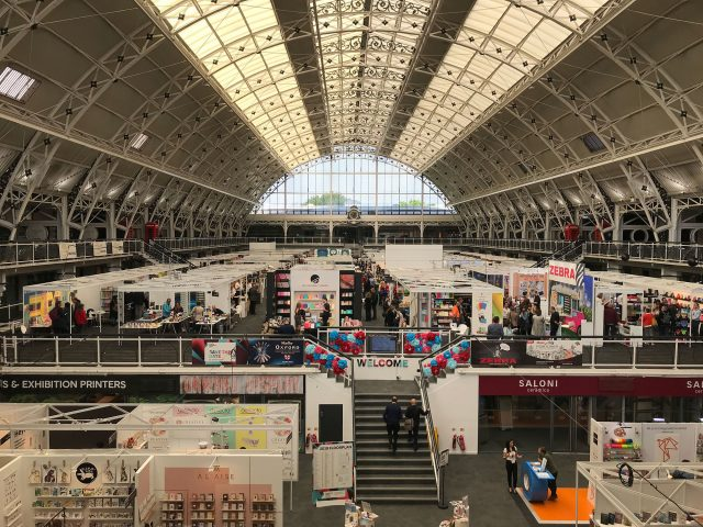 london stationery show 2019