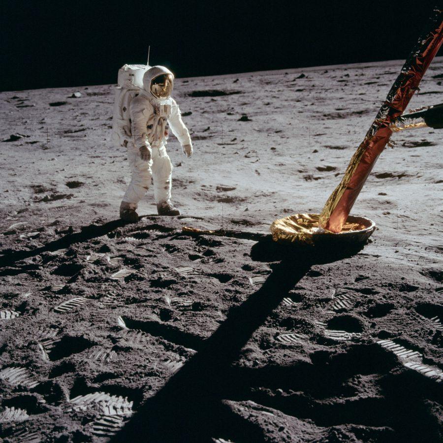 apollo moon landings conspiracy
