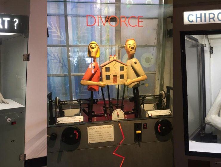 the novelty automation - london