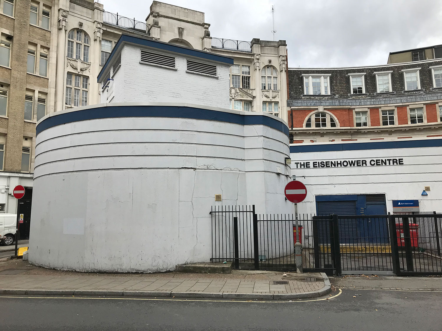 stationery walks - bloomsbury - london - eisenhower centre