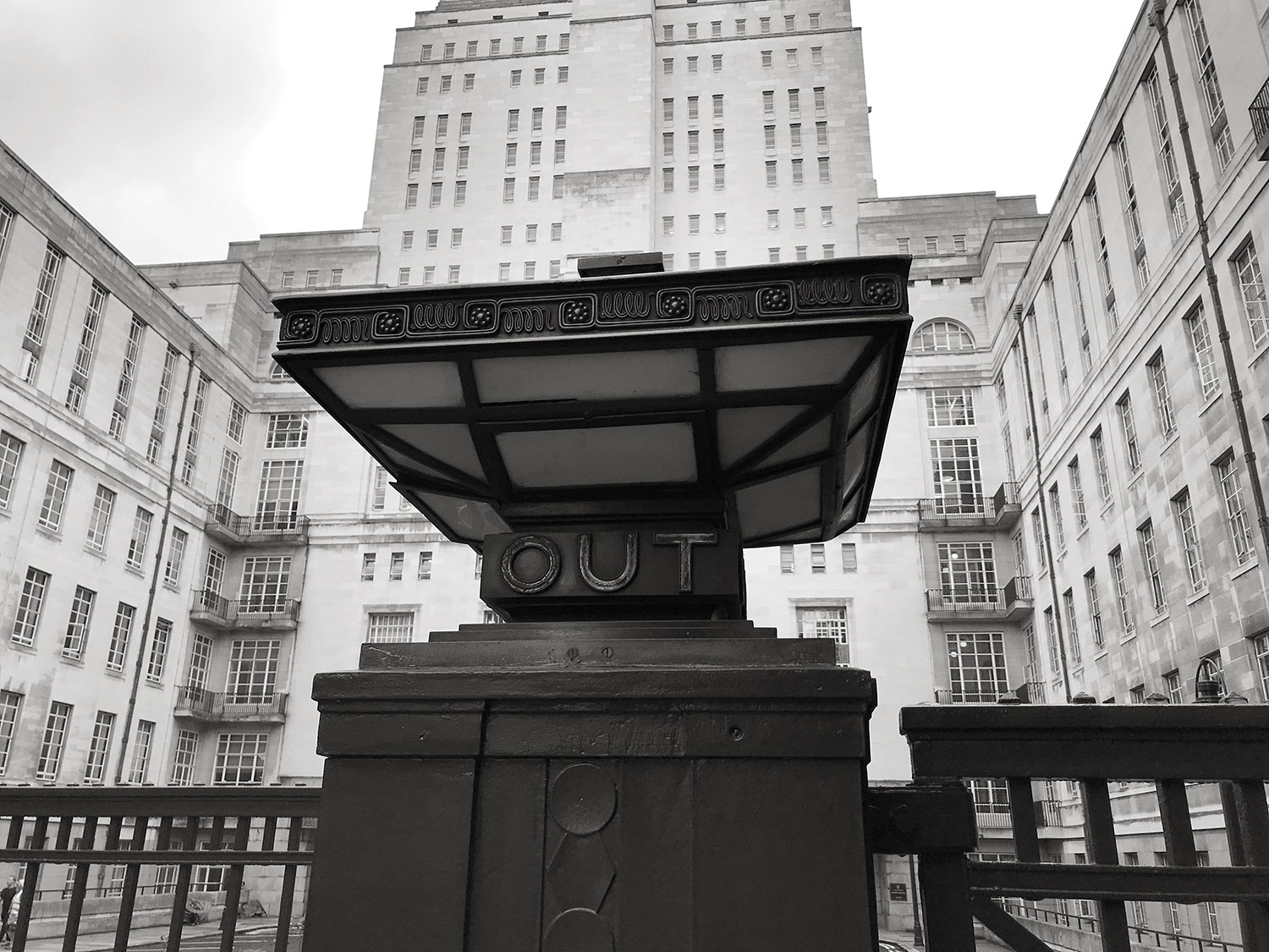 stationery walks - bloomsbury - london - senate house