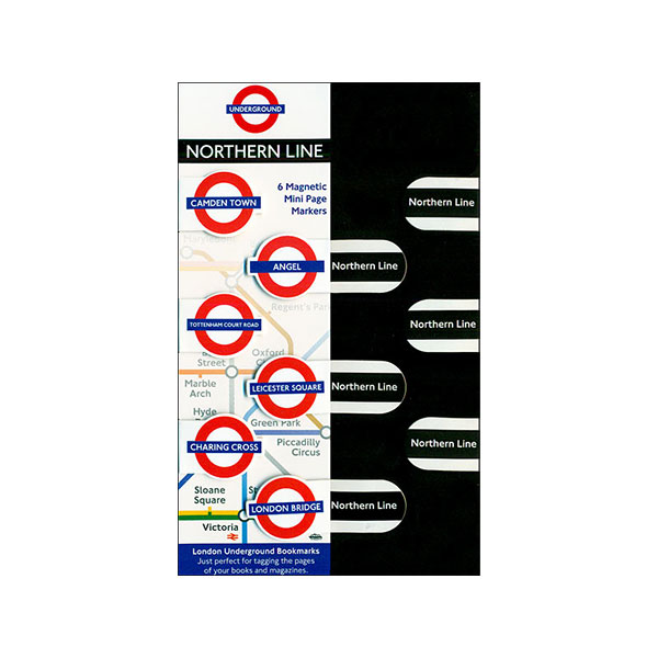 map themed stationery - bookmarks
