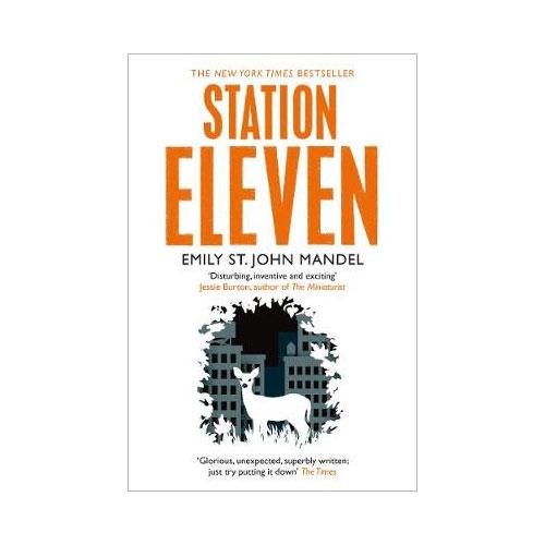 recycling Station Eleven Emily St. John Mandel