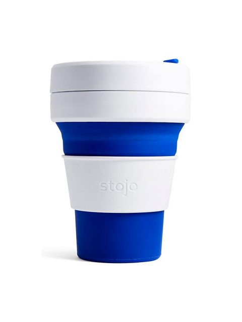 recycling stojo reusable coffee cup