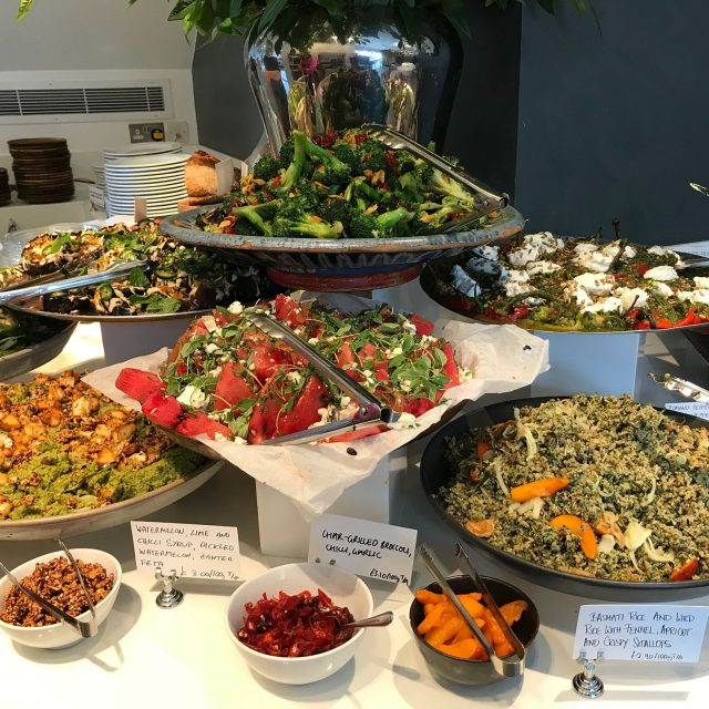 stationery shop walk shoreditch london - ottolenghi