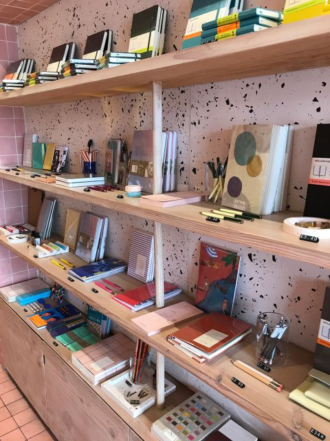 stationery shop walk shoreditch london - papersmiths