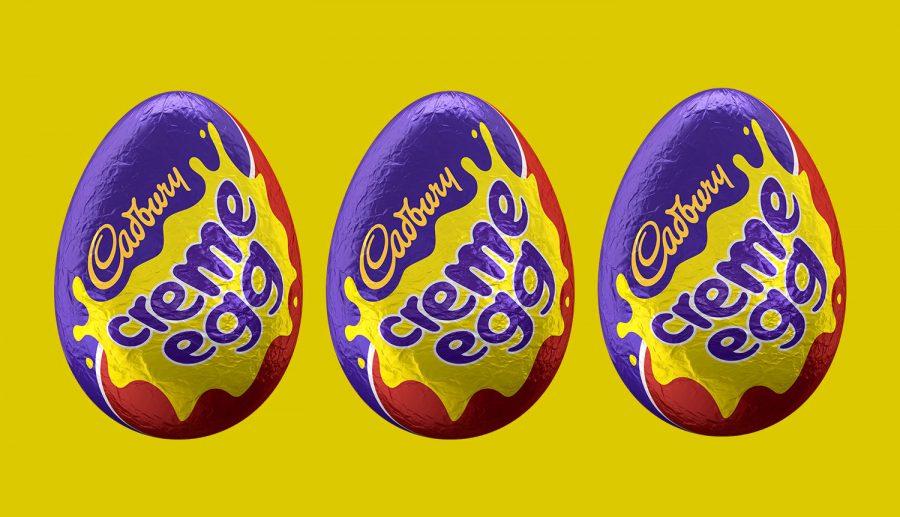 cadburys creme egg - a design classic?