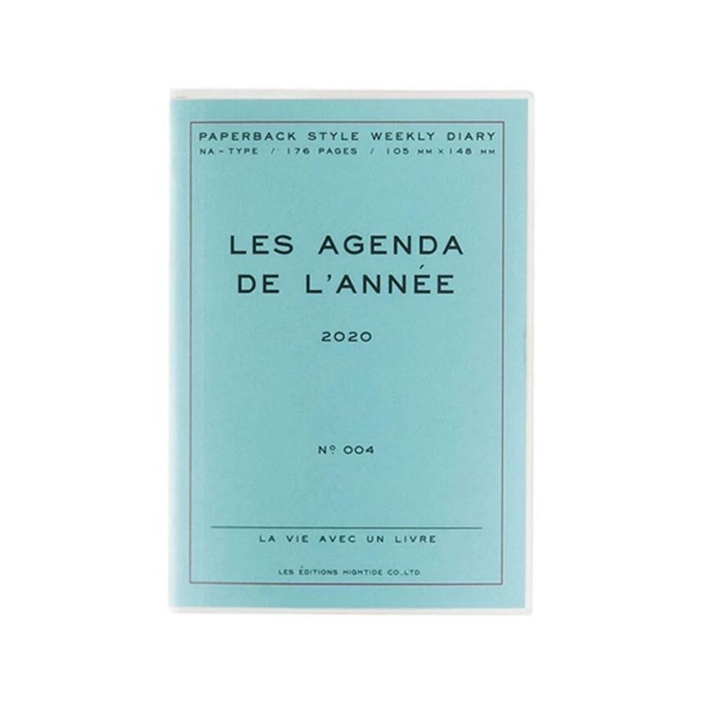 Les Agenda l'Annee 2020 diaries
