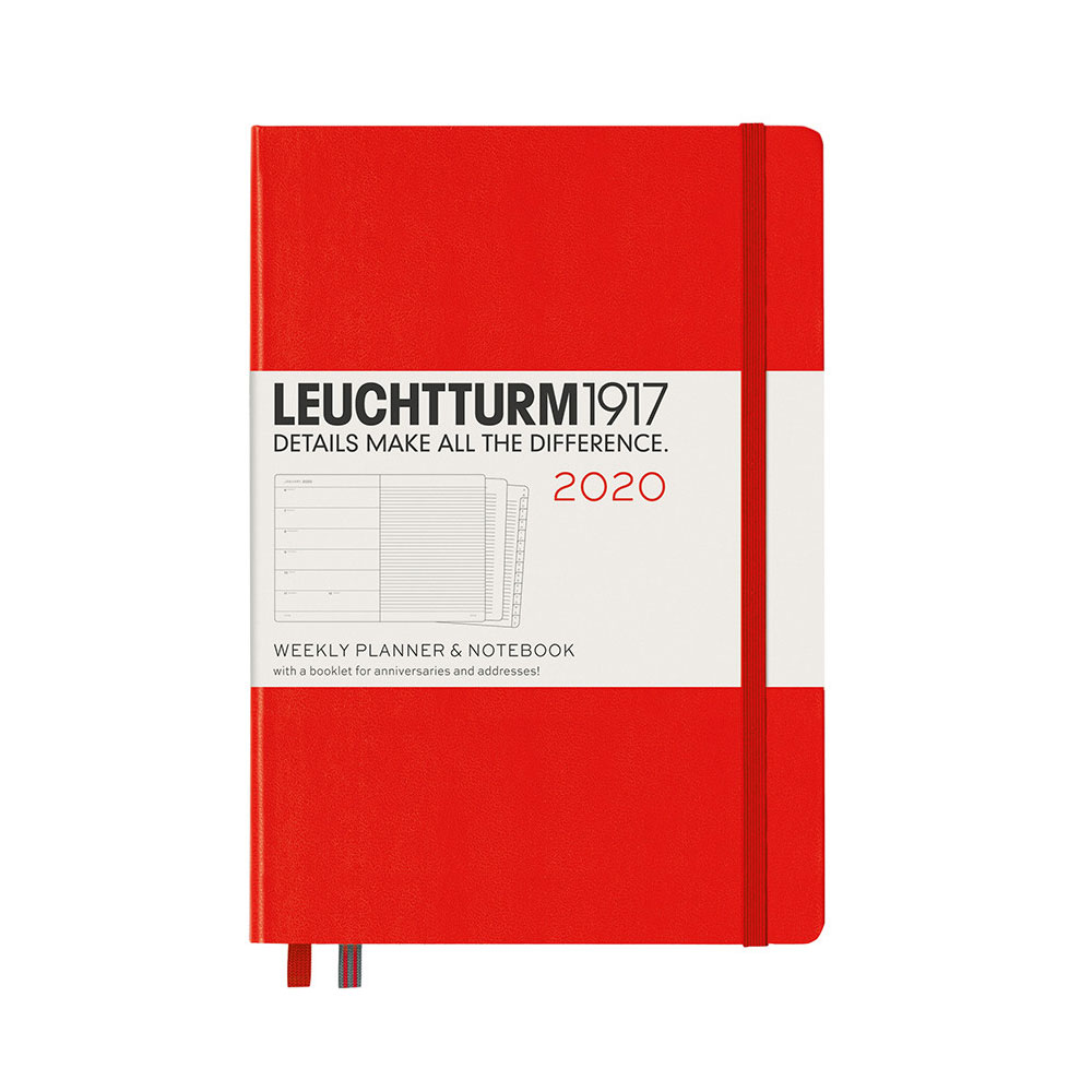 1. Leuchtturm 2020 weekly notebook 2020 diaries