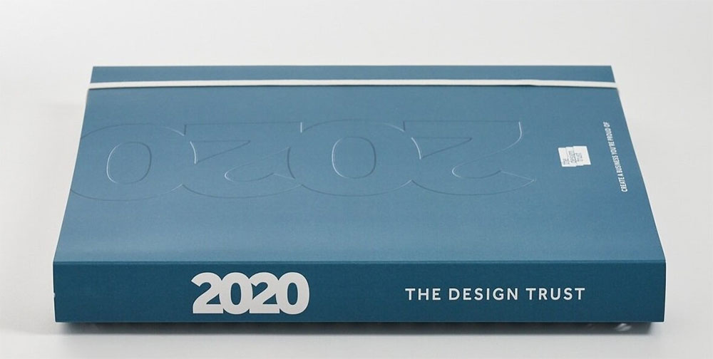 2020 diary from the design trust