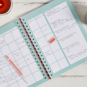 Can this diary make me more organised?