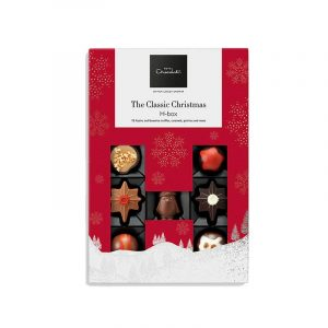 christmas gift ideas - gifts £10 to £30 - hotel chocolat h box
