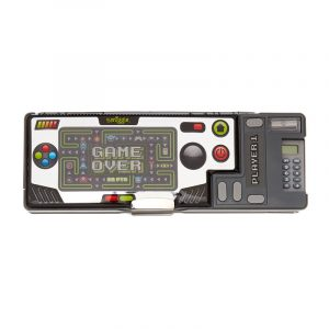 christmas gift ideas - game on pencil case