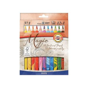 christmas gift ideas - koh-i-noor magic pencils