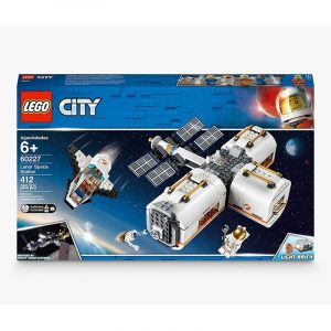 christmas gift ideas - lego space station