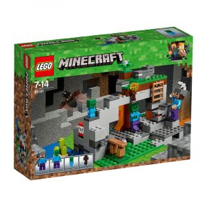 christmas gift ideas - minecraft zombie set