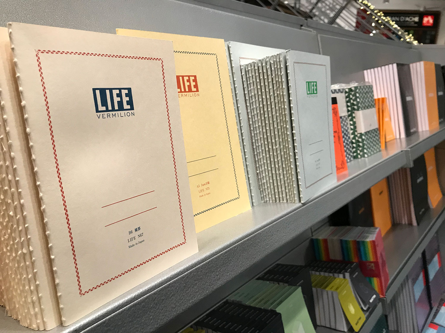 london graphic centre - life notebooks