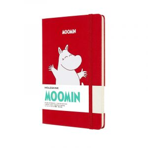 christmas gift ideas - gifts £10 to £30 - moleskine moomin book