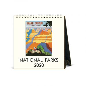 christmas gift ideas - stocking fillers under £15 - national parks calendar