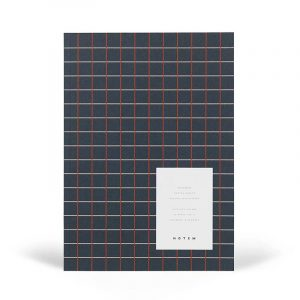 christmas gift ideas - stocking fillers under £15 - notem notebook