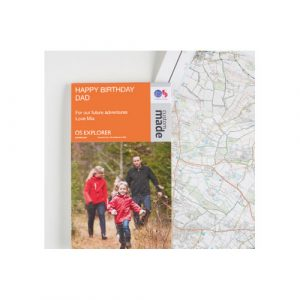 christmas gift ideas - gifts £10 to £30 - os custom maps