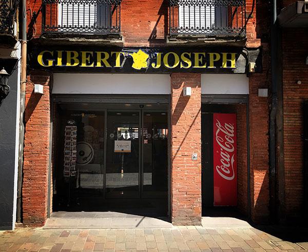 stationery shop toulouse gibert joseph