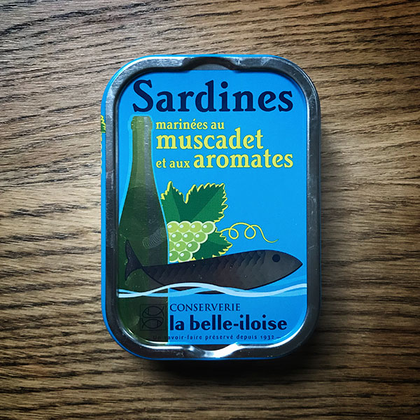 tinned sardines toulouse