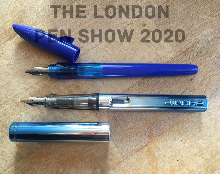 the london pen show 2020