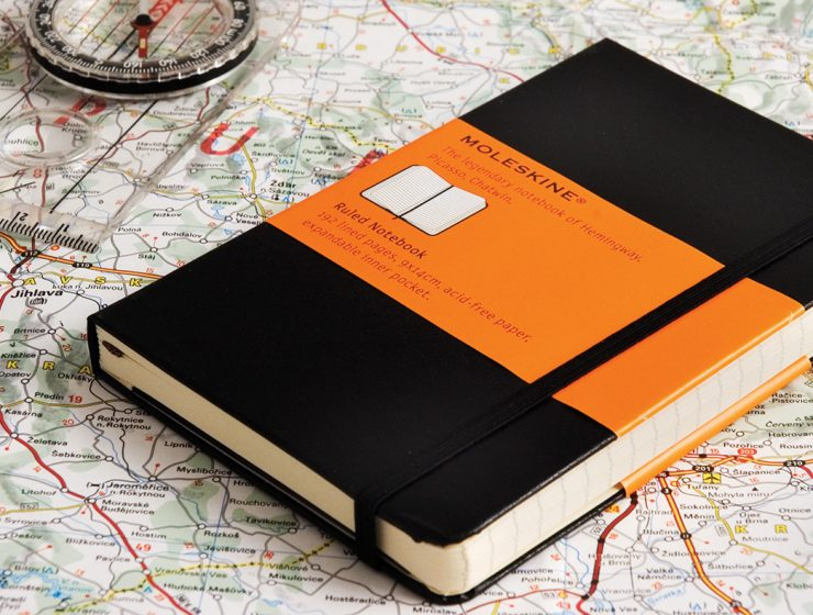 10 things you need to know about moleskine notebooks