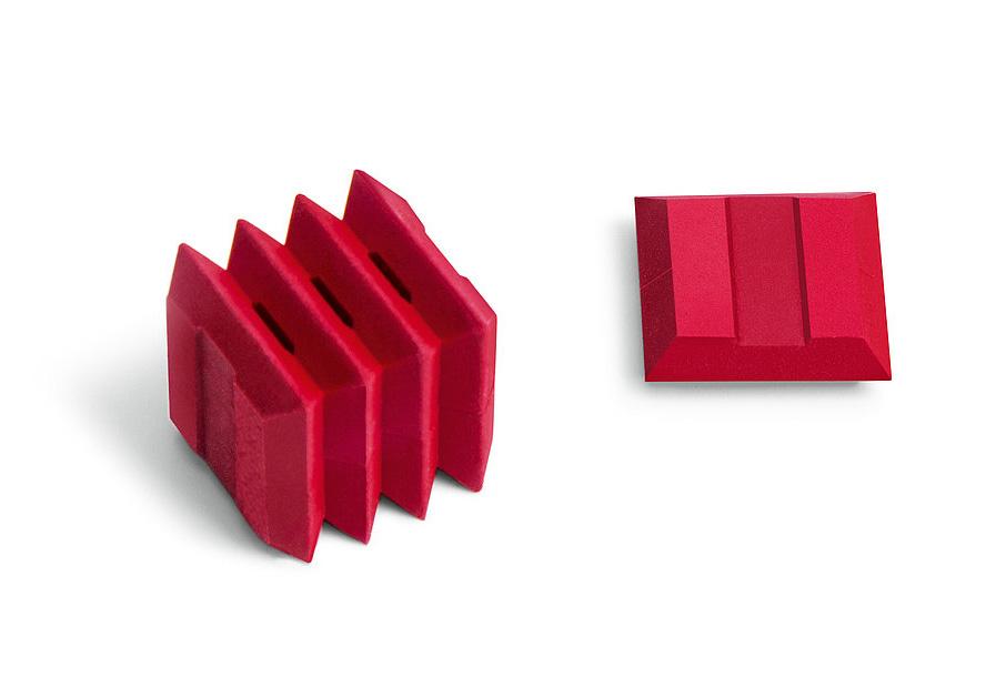 red dot design winner 2020 - tearable eraser