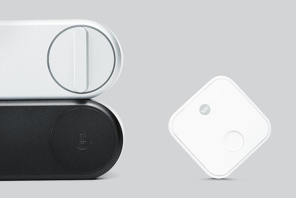 red dot design winner 2020 - yale linus lock