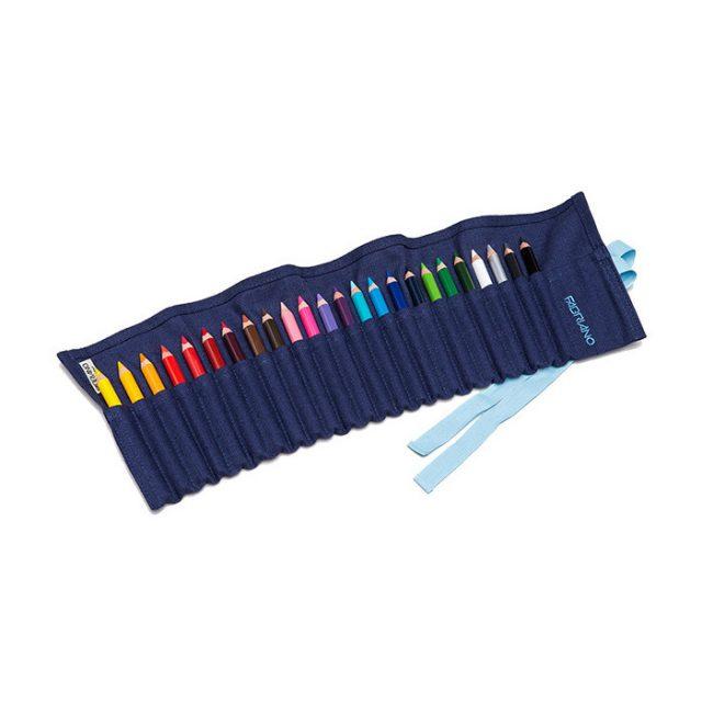 stationery gifts - fabriano cartucciera pencil case