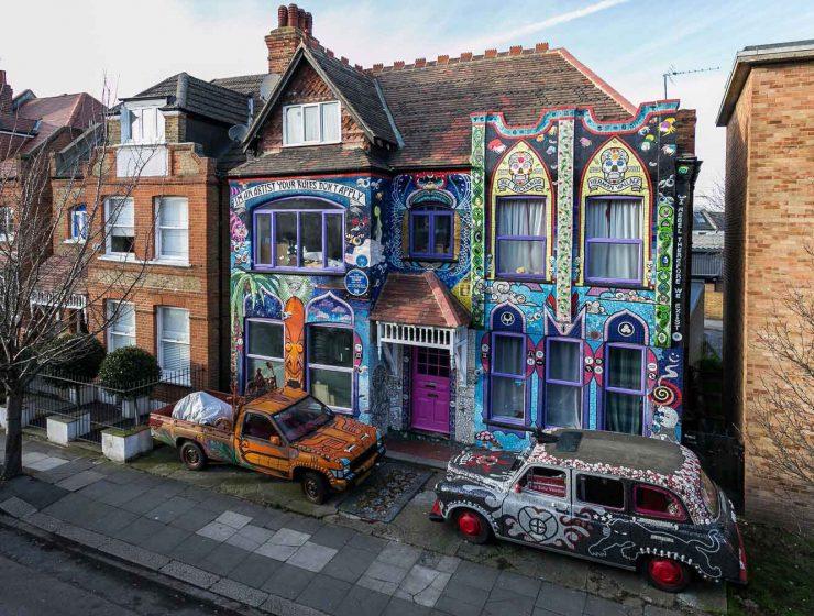 mosaic house chiswick